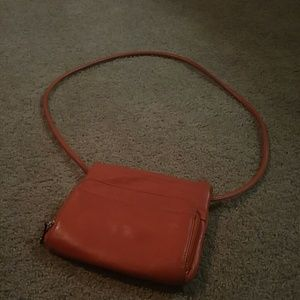 Vintage Leather Tignanello crossbody